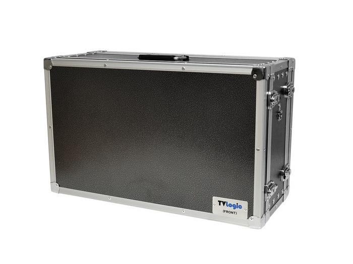 TVlogic CC-175 17 inch Aluminum Carry Case for XVM-175W