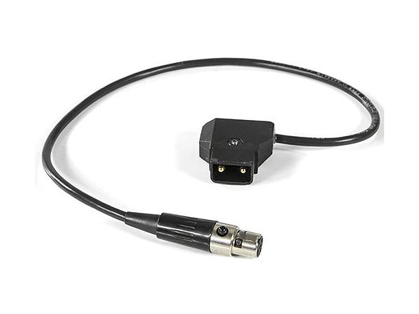 TVlogic D-TAP-S 17 inch DTAP to mini XLR power cable for VFM monitor