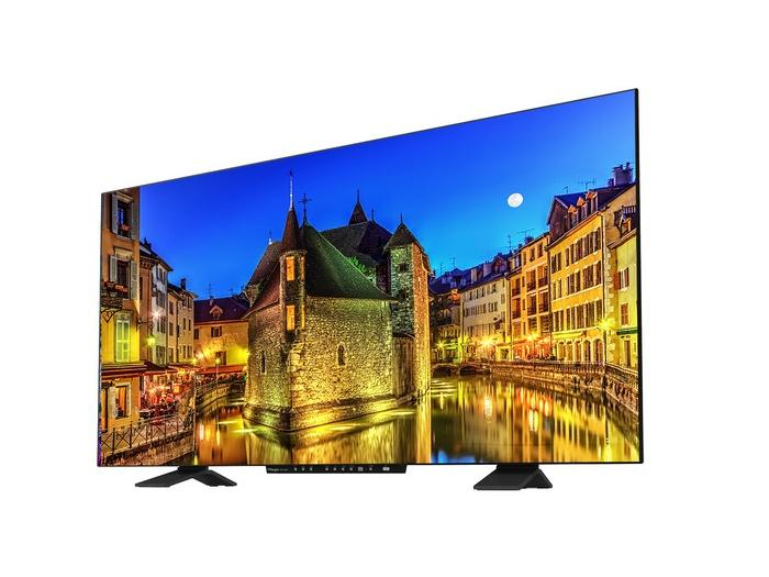 TVlogic LEM-550R 55 inch UHD OLED Monitor for HDR Monitoring