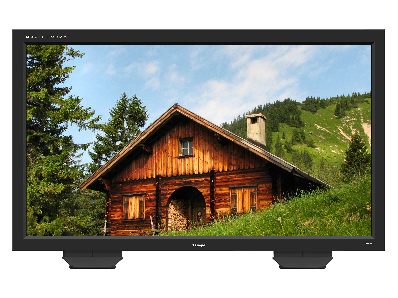 TVlogic LVM-420A 42 inch Analog/SDI/DVI/HDMI Native HD 1920x1080 QC-Grade LCD Monitor