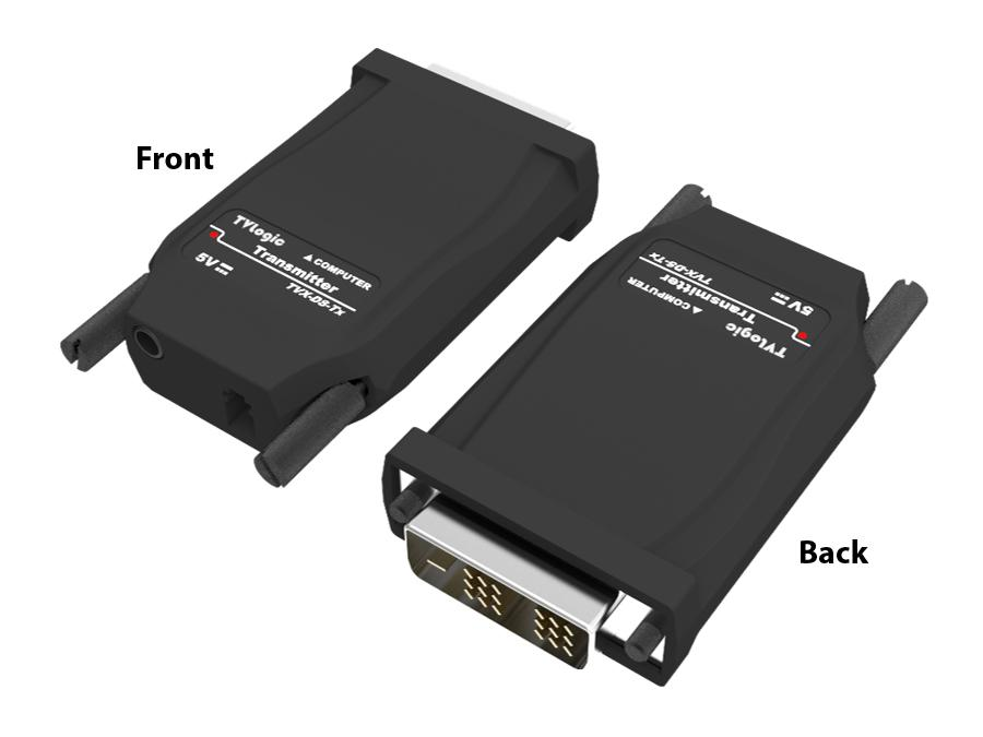 TVlogic TVX-DS-Tx 1ch DVI optic Extender (Transmitter) module