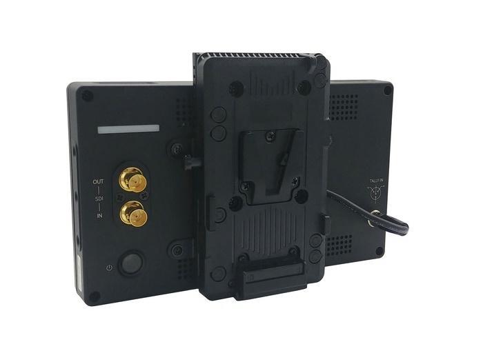 TVlogic V-Mount-F7H-C V-Mount Battery Bracket For F-7H (Cost Effective Version)