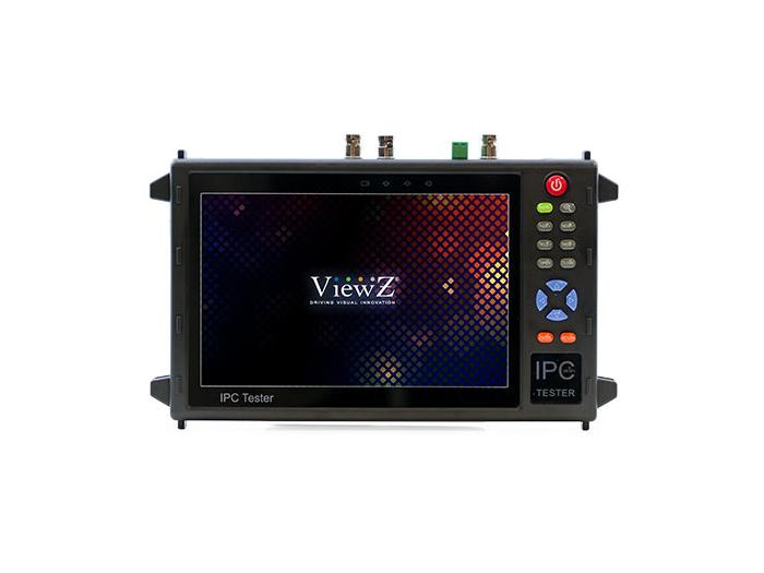 ViewZ VZ-7IPTM 7in Touch Screen/WiFi IP LED Test Monitor
