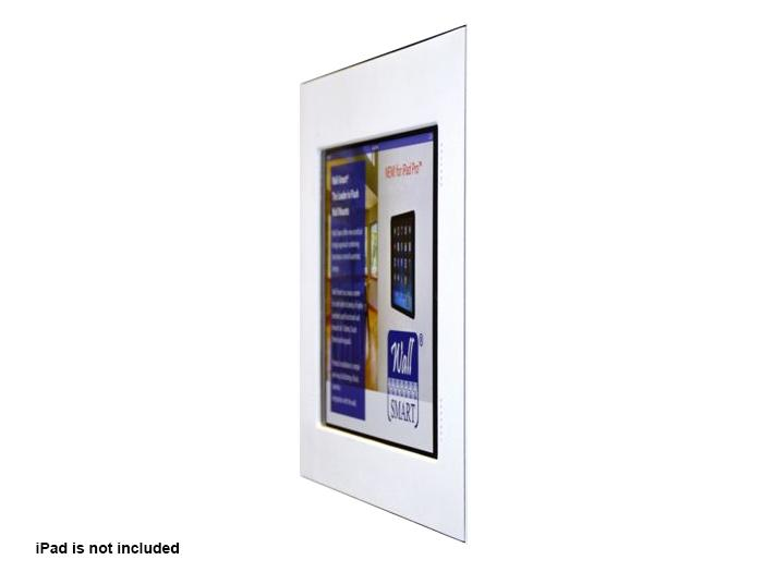 Wall-Smart 10-01-536 In-Wall Mount for iPad 12.9in Pro - STD/No Grills