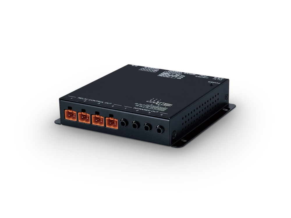 WyreStorm CENTRO-CM Compact PoE Control Gateway with IR/Contact Closures and RS232