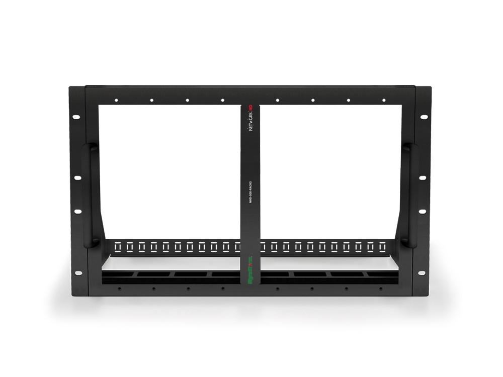 WyreStorm NHD-000-RACK-3 7U/8 Slot Rack Mount for NetworkHD 600 Series (Includes Mounting Kits for NHD-000-CTL)