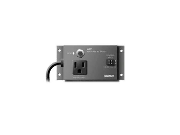 Xantech AC1 DC Controlled AC Outlet