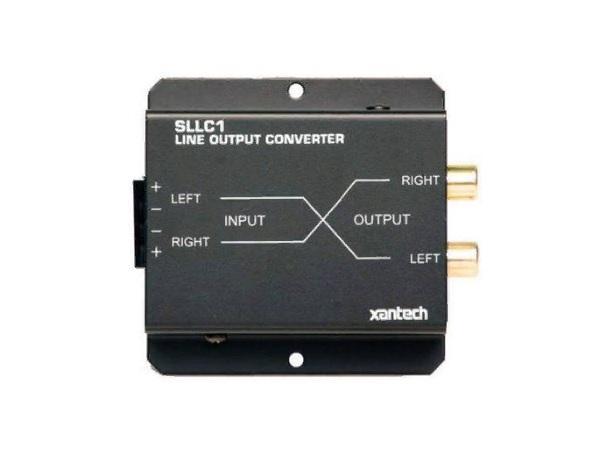 Xantech SLLC1 Speaker Level-Line Level Converter