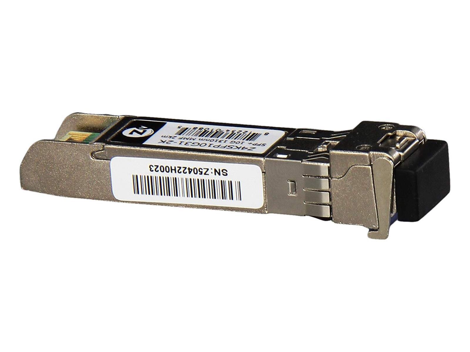 ZeeVee Z4KSFP10G31-2K ZyPer4K SFPplus Fiber Cable Transceiver - 2km