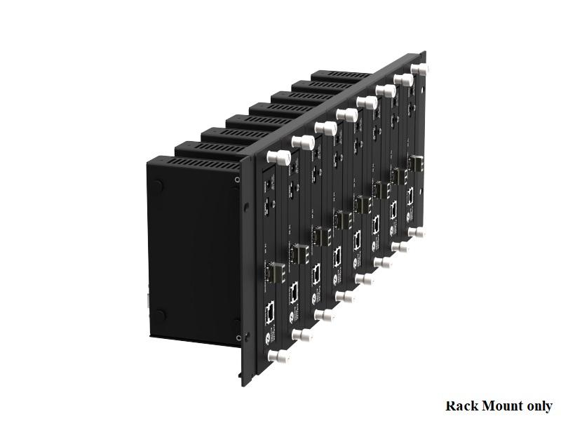 ZeeVee ZUHDRACK ZyPerUHD Rack Mount Kit for quantity 10 x ZyPerUHD boxes