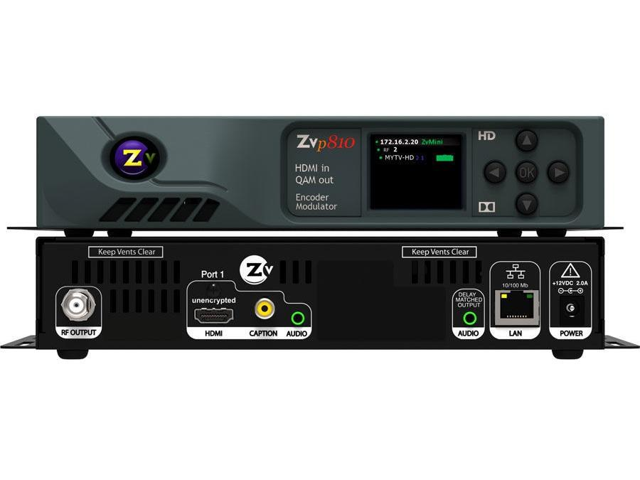 ZeeVee ZVPro810-NA HDMI HD Video Distribution over Coax (Single Channel)