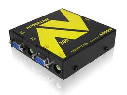 Adder ALAV200T-US Full HD VGA digital signage extender (Transmitter) with RS232/Audio