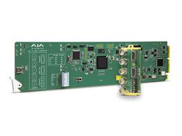 AJA OG-Hi5-4K-Plus 3G-SDI to HDMI 2.0 Conversion with DashBoard Support