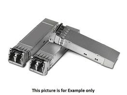 AJA FiberLC-TR-12G 1-Channel 12G-SDI Single Mode LC Fiber Transceiver SFP