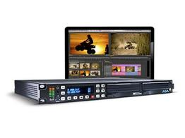 AJA Ki Pro Rack File Based 1RU Recorder and Player