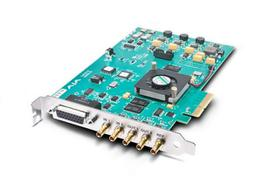 AJA Corvid 22-NC1 4-lane PCIe Card with 2-in/2-out SD/HD/3G SDI/no cables included