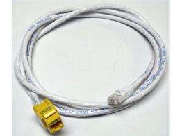 Altinex CM11353 6ft CAT6/RJ-45 F/M SNAP IN ASSEMBLY Cable (Yellow)