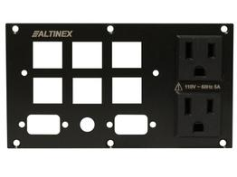 Altinex SP1100SC Empty Standard Configuration Plate For PNP400/TBL100ANY