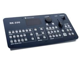 Analog Way RK-350 Remote control keypad designed for Midra Series seamless switchers