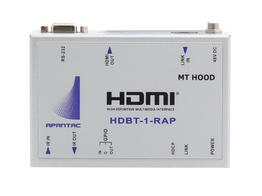 Apantac HDBT-1-RAP HDMI Extender (Receiver) over CAT 5e/6 up to 100 meters at 1920x1080p