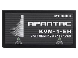 Apantac KVM-1-EH HDMI/DVI-D/USB KVM Extender (Transmitter) over CAT 5e/6 - 150ft