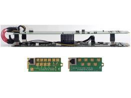Apantac OG-Mi-16-SET-2 16x2 SDI Multiviewer openGear Card with Rear Module and 18x HDBNC to BNC adapter cables