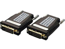 Apantac DVI-xx-SC-II Single-link Extender (Transmitter/Receiver) with Multi-mode SC Fiber Optic Cable