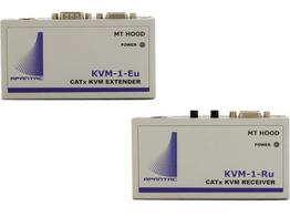 Apantac KVM-SET-4 VGA/USB over CATx KVM-1-EU and KVM-1-RU Extender (Transmitter/Receiver) Kit