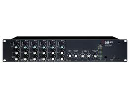 Ashly MX-406 Mixer 6 Input Mic/Line with EQ/2U