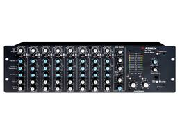 Ashly MX-508 Mixer 8 Input Stereo with EQ and Sends/3U