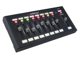 Ashly FR-8 Fader Remote/Network Programmable 8-Ch   Master
