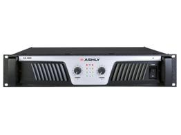 Ashly KLR-4000 Power Amplifier 2 x (2000W 2)(1400W 4)(850W 8) Ohms