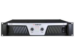Ashly KLR-5000 Power Amplifier 2 x (2500W 2)(1700W 4)(1000W 8) Ohms