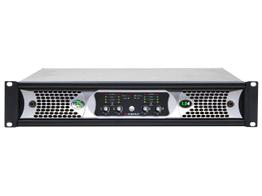 Ashly nX1.54 Power Amplifier 4 x 1500 Watts/2 Ohms