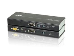 Aten CE750A USB VGA/Audio Cat 5 KVM Extender (Transmitter/Receiver) Set