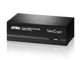 Aten VS132A 2-Port VGA Splitter/450MHz