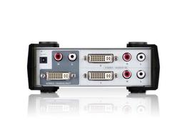 Aten VS261 2 Port DVI and Audio Switch