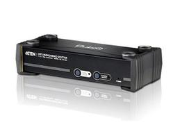 Aten VS1504T Four-Port Cat5 Audio/Video Splitter