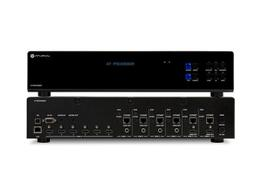 Atlona AT-PRO3HD66M-b-6 6x6 HDMI HDBaseT Matrix Switcher over Cat5 with 6 Receivers