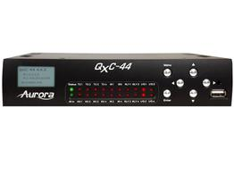 Aurora Multimedia QXC-44 IP control processor with additional control ports