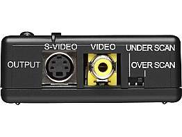 AV-Tool AVT-3155A PC/VGA to Composite/S-Video Converter