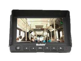 Bolide BV8010 10 inch Mobile Monitor with Sun Visor/Bracket/2-Ch Video/Audio