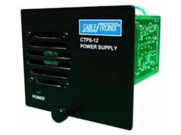 Cabletronix CTPS-12 12V Chassis Rack Mountable Power Supply
