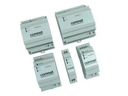 Comnet PS-AMR2-12 12VDC 24Watt (2A) DIN Rail High Temperature Power Supply