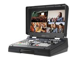 Datavideo HS-1600T 4-Channel HD/SD HDBaseT Portable Video Streaming Studio