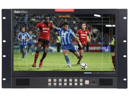 Datavideo TLM-170LR 17.3 inch 3G-SDI FULL HD LCD Monitor (7U Rackmount Unit)