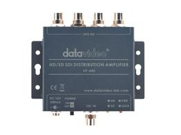 Datavideo VP-445 1x4 HD/SD-SDI Distribution Amplifier with Mounting Brackets