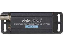 Datavideo VP-737 Composite Signal Extender/Repeater (Transmitter/Receiver) Kit