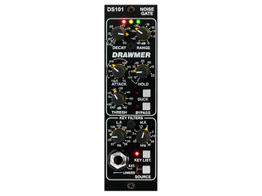Drawmer DS101 Single Channel High-End Noise-Gate for the 500 Rack Series