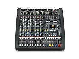 Electro-Voice DCCMS10003MIG 6 Mic/Line w 4 Mic/Stereo Line Channels/6 x AUX/Dual 24 bit Stereo Effects/USB-Audio Interface